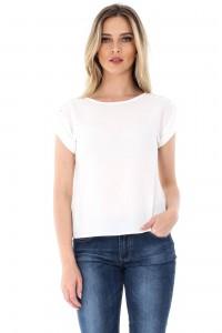 Cream blouse by Closet London - CLB336 - Aimelia