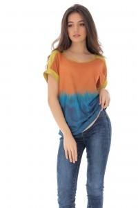 Silky casual top, Aimelia - BR2286