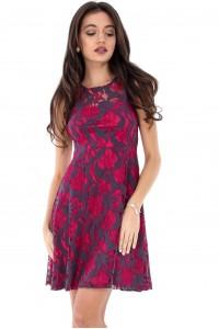 Cerise Dress, Delicate - DR3004