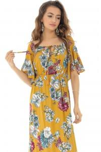 Maxi floral dress Aimelia - DR3839