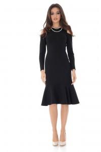 Heavy weight midi dress, Aimelia - DR4066