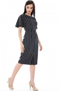 Black Dress Office by Aimelia - DR2904