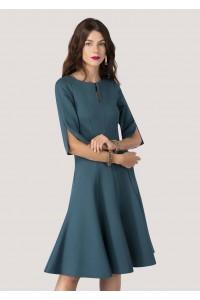 Closet Green Midi dress - AIMELIA- DR3677