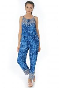 Blue day jumpsuit Aimelia - TR267