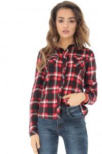 Casual check shirt, Aimelia - BR2099