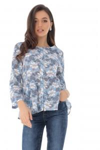 Floral cotton top, Aimelia - BR2260