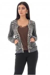 Chanel Style Cardigan - AIMELIA - BR2347