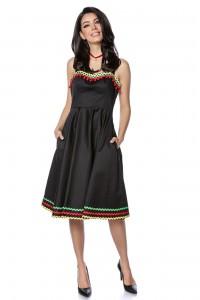Gorgeous cotton sun dress - AIMELIA - DR4131