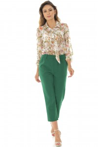 Classic straight cut trousers, Aimelia - TR320