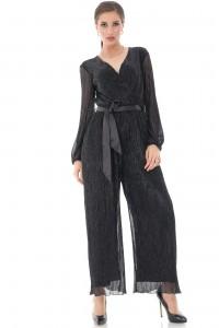 Black elegant jumpsuit Aimelia - TR316